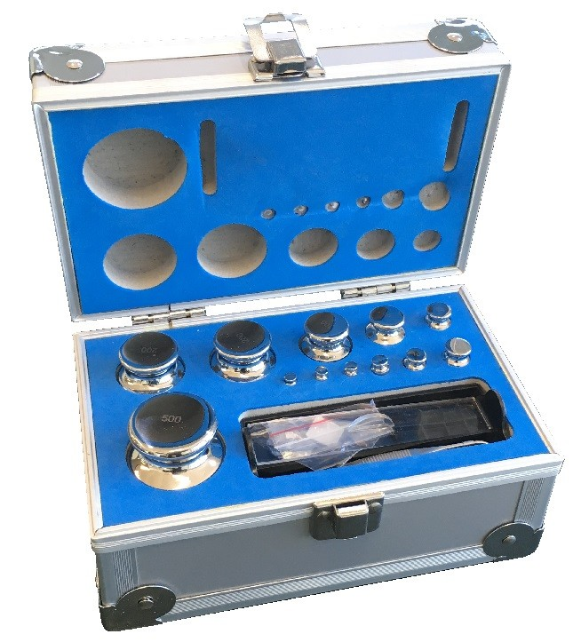 F2 Stainless Steel Masses - Box Sets