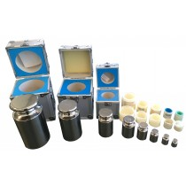 F2 Stainless Steel Masses - Cylinder